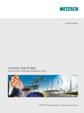 Chemical, Pulp & Paper